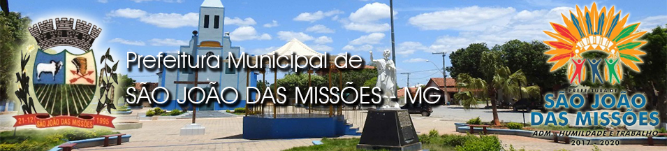 Prefeitura Municipal de São João das Missões – MG