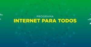 Prefeito Zé Nunes assina Termo de Adesão ao Programa Internet Para Todos