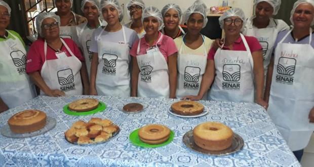Prefeitura de São João das Missões e SENAR promove Curso de Produção Artesanal de Alimentos na Comunidade de São Bernardo