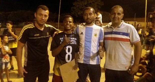 Secretaria Municipal de Esporte e Juventude encerra Torneio de Futsal Masculino