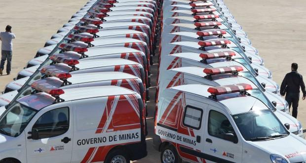 Aldeia Brejo e contemplada com Ambulância 0km para auxiliar nos serviços de saúde