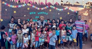 Secretaria Municipal de Desenvolvimento Social realizou o 1º Arraiá dos grupos de convivência do CRAS da Aldeia Brejo