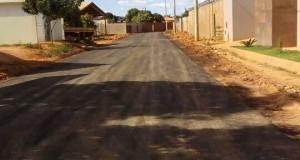 Prefeitura de São João das Missões realiza Asfaltamento de Ruas Urbanas do Município