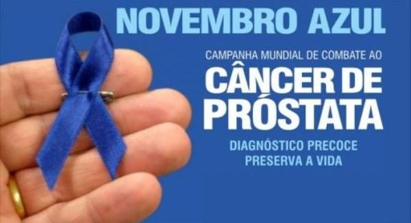 Novembro Azul – Movimento de Conscientização a Respeito do Câncer de Próstata