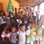 Secretaria Municipal de Desenvolvimento Social parabeniza crianças do município pelo seu dia