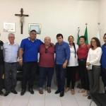 Prefeitura de São João das Missões e Secretaria Especial de Saúde Indígena (SESAI) discutem medidas emergências para não deixar fechar o Hospital de Manga