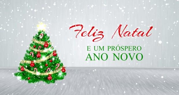 Prefeitura de São João das Missões deseja a todos os missionenses um Feliz Natal e um Próspero Ano Novo