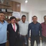 Prefeitura de São João das Missões apresenta reivindicações municipais ao Deputado Federal Reginaldo Lopes