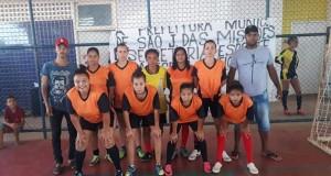 Prefeitura de São João das Missões realiza torneio intermunicipal de futsal feminino