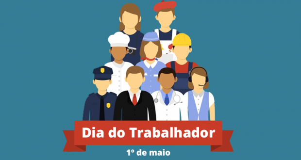 1º de Maio, Prefeitura de São João das Missões parabeniza  todos os trabalhadores pelo seu dia
