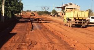 Prefeitura de São João das Missões inicia obras de calçamento em várias ruas do bairro cidade nova