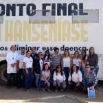 Pacientes de São João das Missões são atendidos pela carreta itinerante de combate a Hanseníase