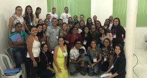 """TV Futura, e Núcleo de Apoio a Saúde da Família – NASF promove o Projeto """" Crescer sem Violência"""" no Município de São João das Missões"""
