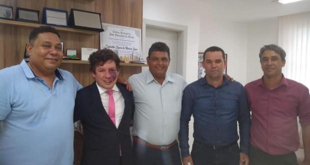 Município de São João das Missões e contemplado com R$ 100 Mil reais de emenda parlamentar do Deputado Federal Reginaldo Lopes para área de Saúde