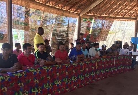 Prefeitura de São João das Missões assina ordem de serviço para calçamento em bloquetes na Aldeia Barreiro Preto