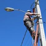 Prefeitura de São João das Missões executa projeto de iluminação pública no Bairro Cidade Nova