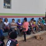 Diversas especialidades médicas atendem população indígena Xakriabá