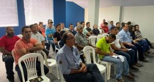 Secretaria Municipal de Agricultura de São João das Missões firma parceria com a Fábrica de Rações Futura de Janaúba