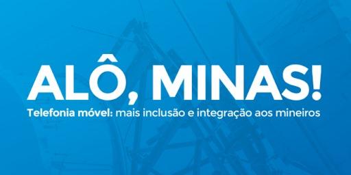 Município de São João das Missões e contemplado com o programa de telefonia móvel nas Aldeias Brejo e Sumaré I