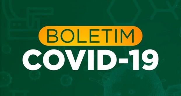 A Prefeitura Municipal de São João das Missões, através da Secretaria Municipal de Saúde comunica a detecção do 1º Caso confirmado do COVID-19